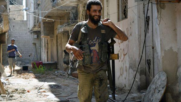 Member of  the Islamist group Ansar al-Islam and the Ahrar ash-Sham (Islamic Movement of the Free Men of the Levant) group - Sputnik International