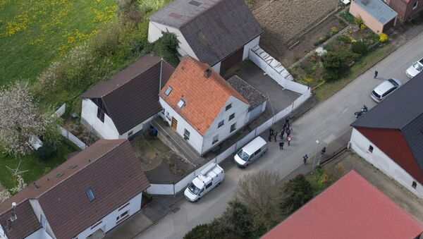 The house of the married couple in Höxter - Sputnik International