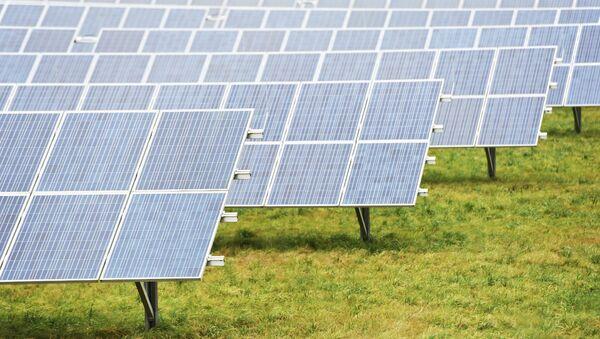 Solar Farm - Sputnik International