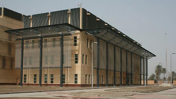 US embassy in Baghdad - Sputnik International