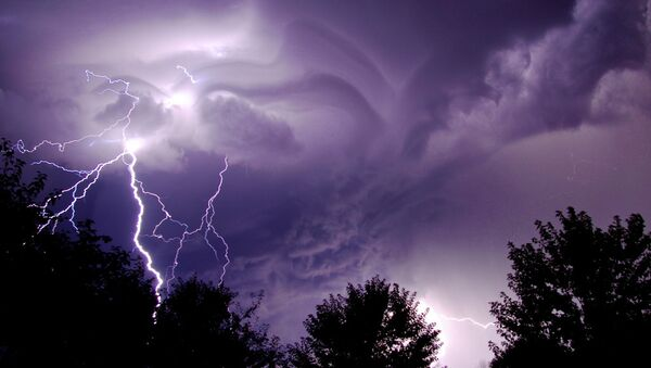 Wrath of God? - Sputnik International