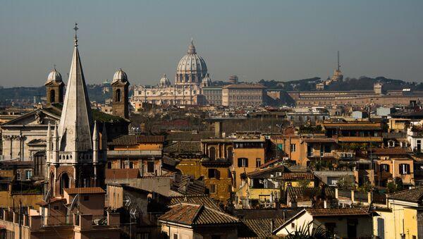 Rome, Italy - Sputnik International