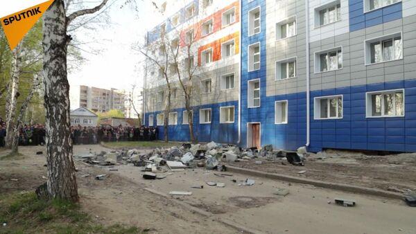It's Raining TV's and Fridges in Tomsk - Sputnik International