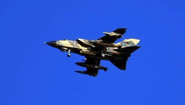 Saudi Tornado warplane (File) - Sputnik International