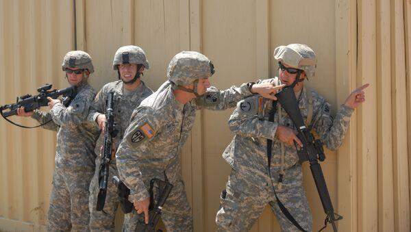US military police (MP) - Sputnik International