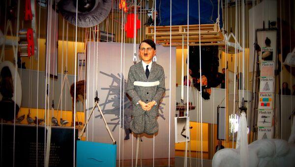 'Child-Like Hitler' Statue Sells For More than $17 Million in NYC - Sputnik International