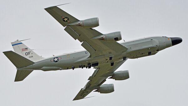 Boeing RC-135W - Sputnik International