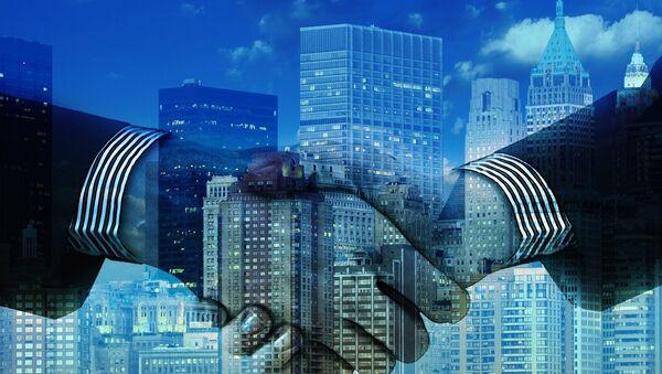 Business deal - Sputnik International
