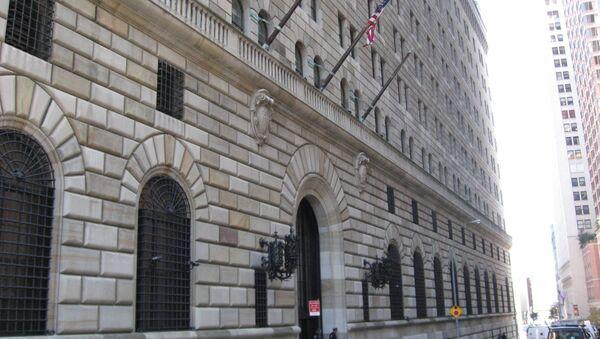 Federal Reserve Bank of New York - Sputnik International