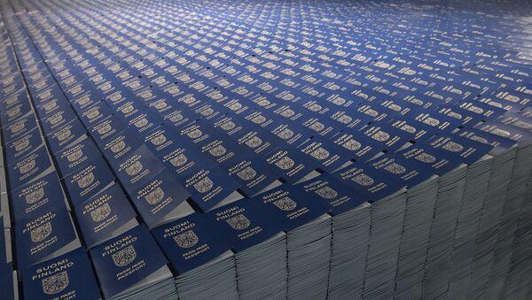 One million Finnish passports - Sputnik International