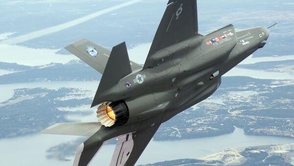 Lockheed Martin F-35 - Sputnik International