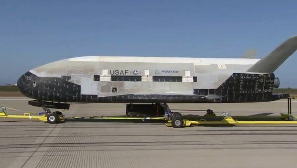 Boeing X-37 - Sputnik International