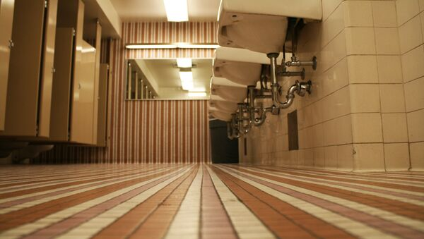 public washroom - Sputnik International