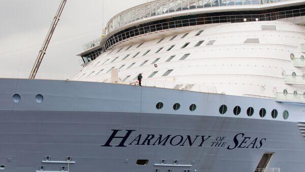 Harmony of the Seas - Sputnik International