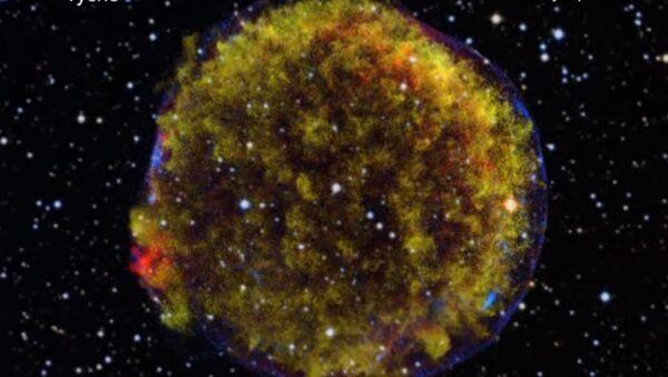 Tycho's supernova - Sputnik International