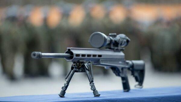 VM MP-UOS Sniper Rifle - Sputnik International