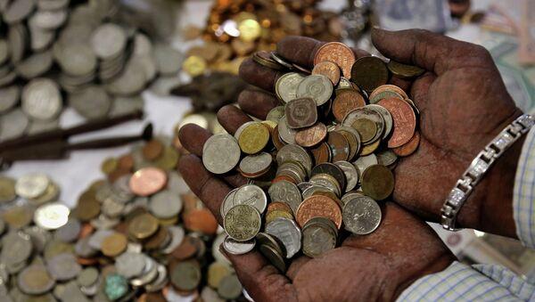 Indian rupees - Sputnik International