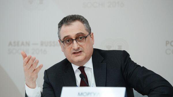 Press briefing with Russian Deputy Foreign Minister Igor Morgulov, Russia-ASEAN: Towards Strategic Partnership - Sputnik International