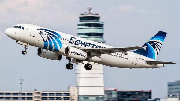 EgyptAir Airbus A320 (File) - Sputnik International