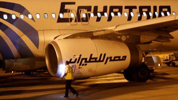 Egyptair plane - Sputnik International