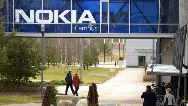 The Nokia headquarters is seen in Espoo, Finland April 6, 2016. - Sputnik International