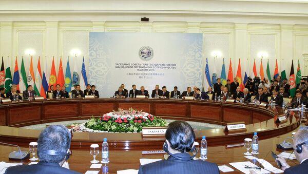 Shanghai Cooperation Organization (SCO) Summit in Tashkent (file) - Sputnik International