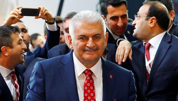 Binali Yildirim - Sputnik International