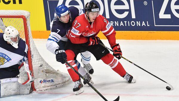 Canada becomes 2016 ice hockey world champion - Sputnik International