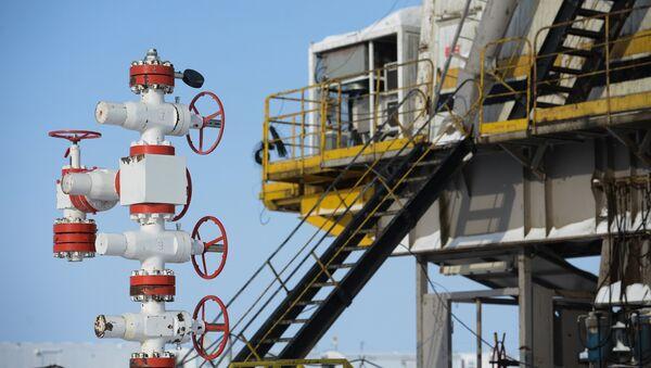 An oil rig - Sputnik International