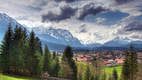 Bavarian Alps - Sputnik International