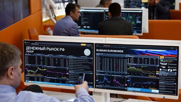 St. Petersburg International Economic Forum - Sputnik International