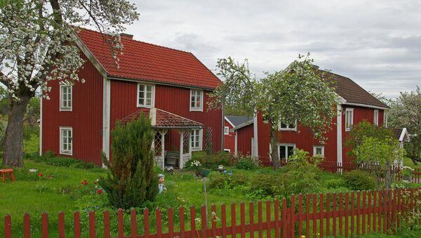 Swedish houses - Sputnik International