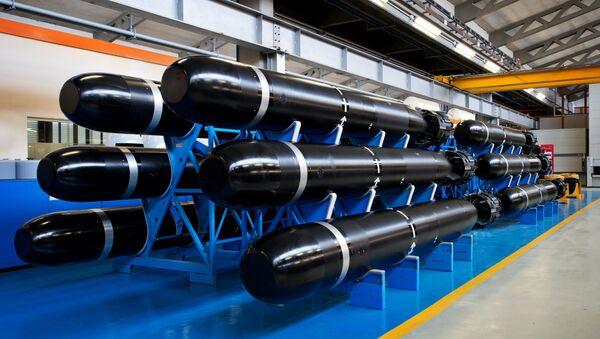 Black Shark Torpedoes - Sputnik International