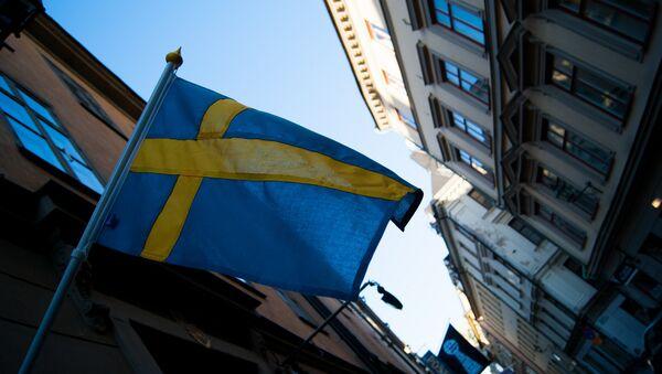 Swedish flag - Sputnik International
