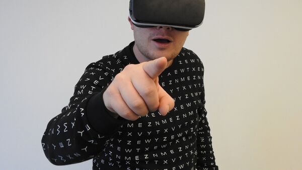 Virtual reality - Sputnik International
