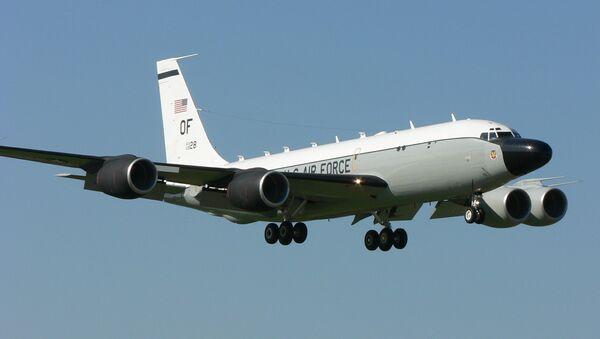 US RC-135 Surveillance Aircraft - Sputnik International