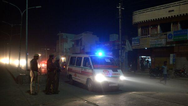 Indian  ambulance (File) - Sputnik International