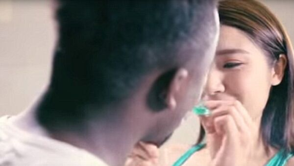 Chinese Detergent Creates the Most Racist Ad Ever - Sputnik International