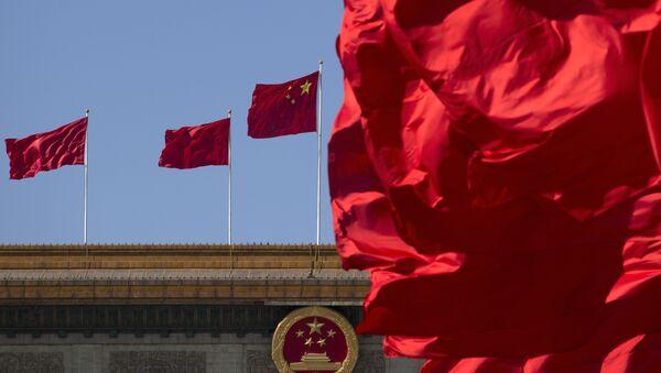 Chinese national flag. (File) - Sputnik International