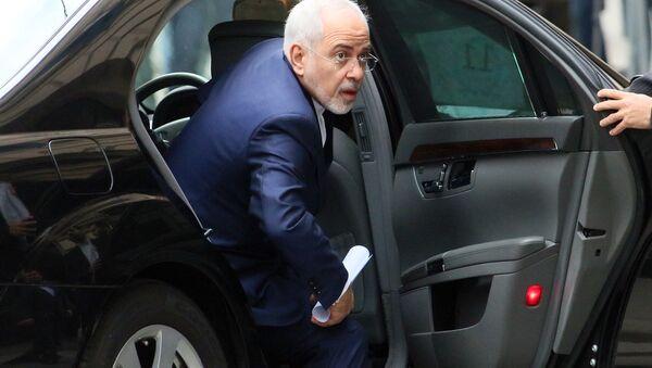 Iranian Foreign Minister Mohammad Javad Zarif. - Sputnik International