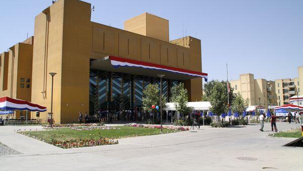 US Embassy in Kabul  - Sputnik International