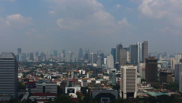 Jakarta view - Sputnik International