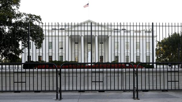 The White House is viewed from Pennsylvania Avenue in Washington. - Sputnik International