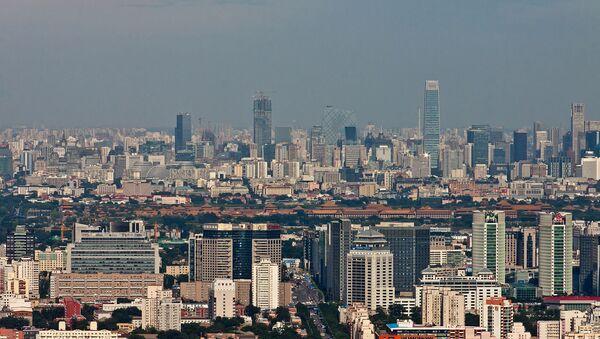 View of Beijing, China. - Sputnik International