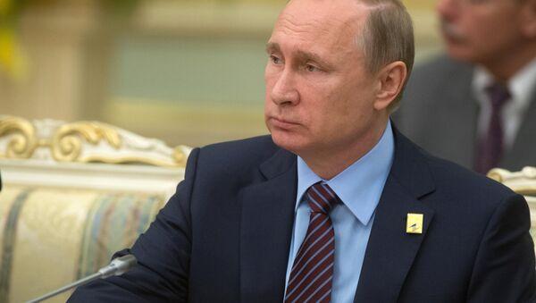 Russian President Vladimir Putin visits Kazakhstan - Sputnik International