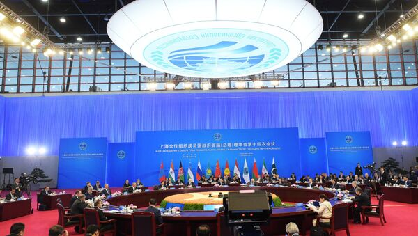 Meeting of the Council of SCO Heads of Government and heads of delegations of SCO observer states. (File) - Sputnik International