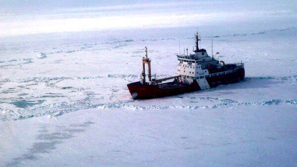 Canadian Coast Guard Ship Griffon. (File) - Sputnik International
