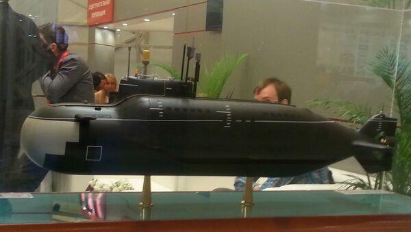 Piranha submarine - Sputnik International