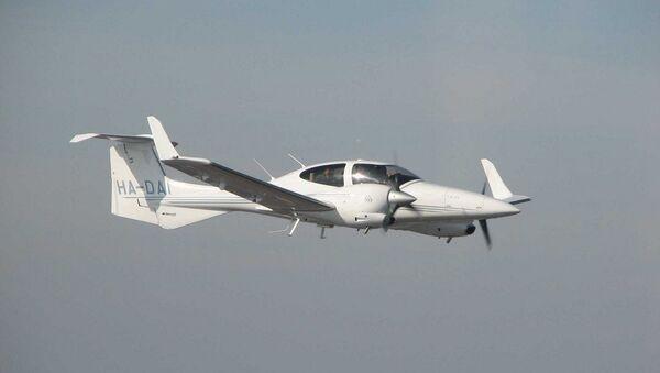 DA42 aircraft - Sputnik International