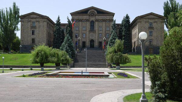 Armenian House of Parliament - Sputnik International